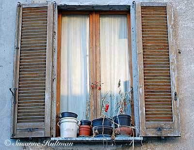 Italienskt fönster