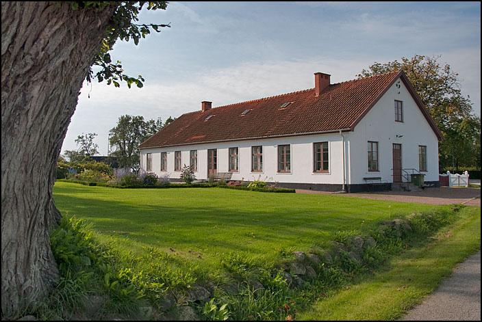 73. Västra Sallerups prästgård