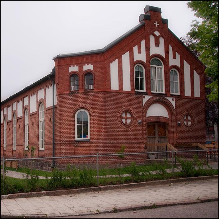 47. EFS-kyrkan