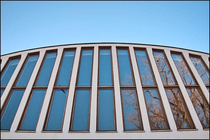 14. Medborgarhusets framsida