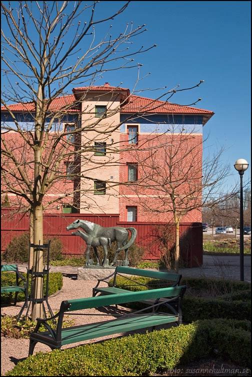 26. Stadsmuseets gård