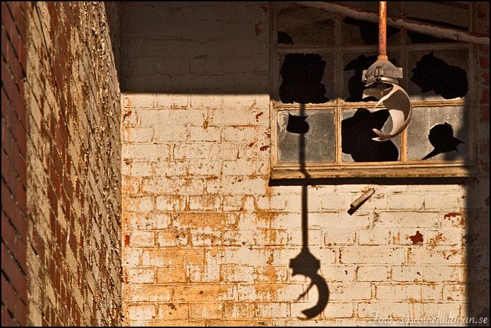 31. Lampan i spritfabriken