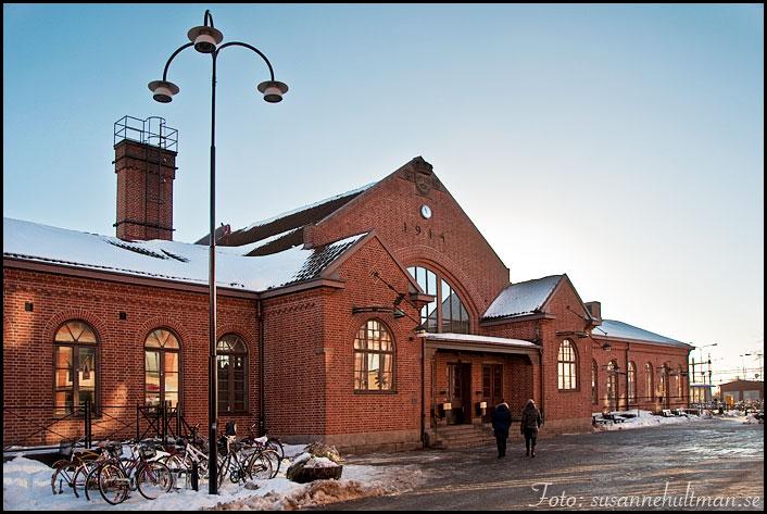 01. Järnvägsstationen
