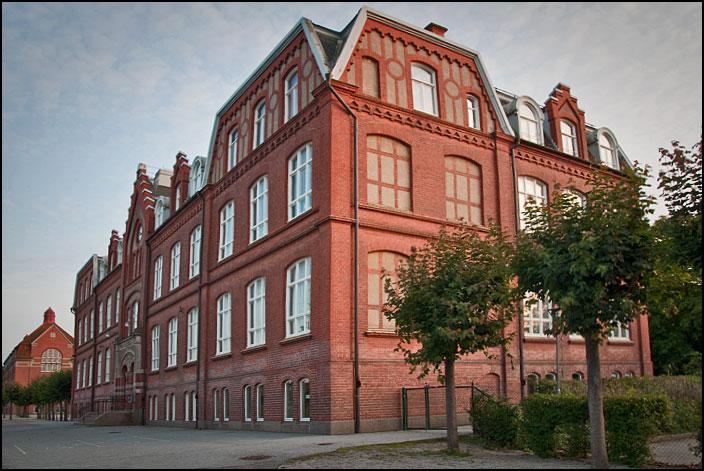 54. Västra skolan
