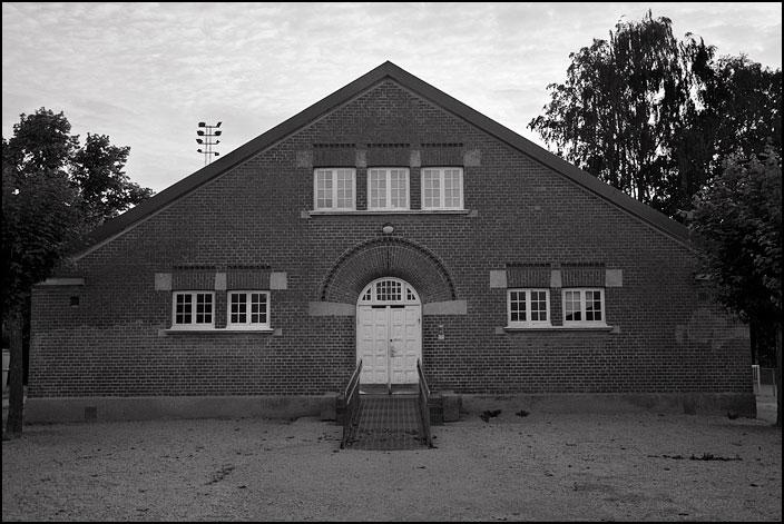 Västra skolans gymnastiksal