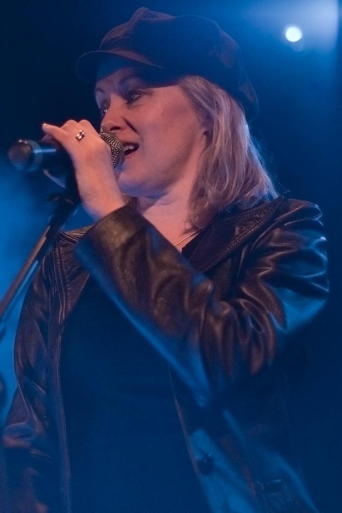 Blå Louise Hoffsten