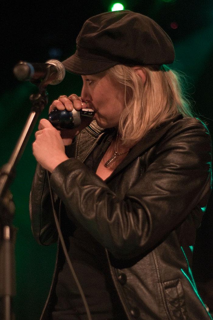 Grön Louise Hoffsten