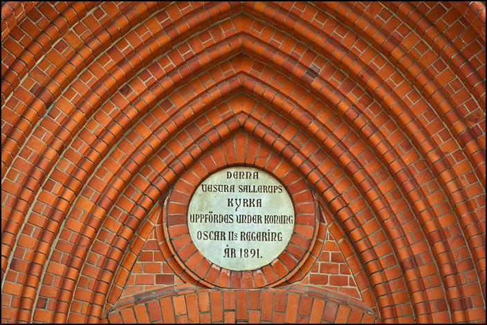Vestra Sallerups kyrka