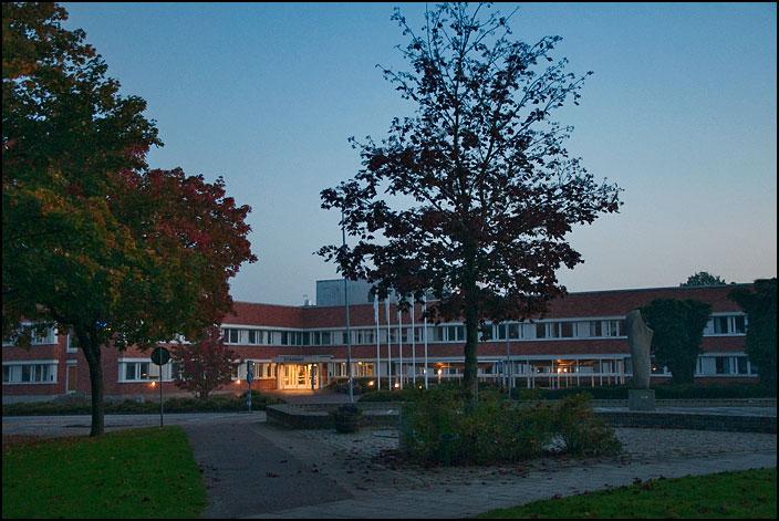 Stadshuset från Gröna torg