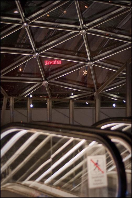 Triangelns tågstation i Malmö
