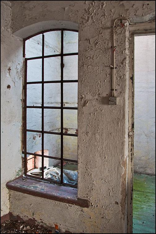 Krossat fönster