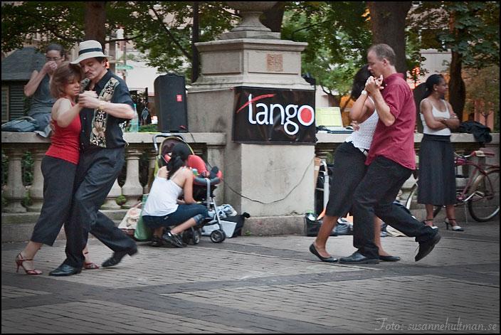 Tango i Philadelphia
