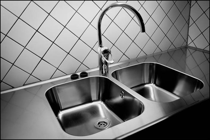 Ny blank vask