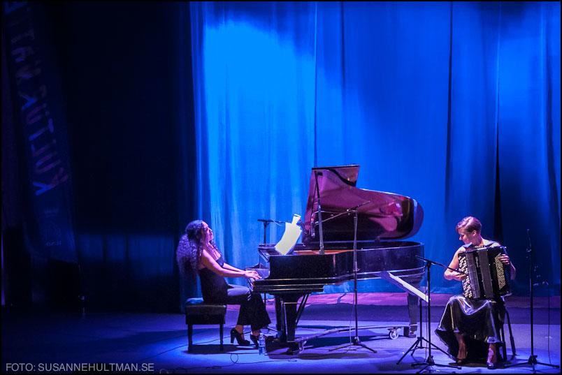 Tania Naranjo och Minna Weurlander