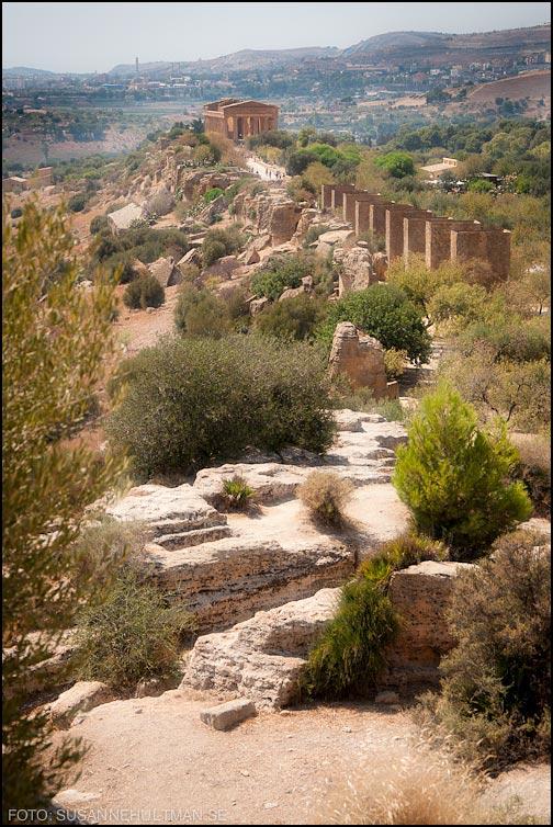 Tempeldalen i Agrigento