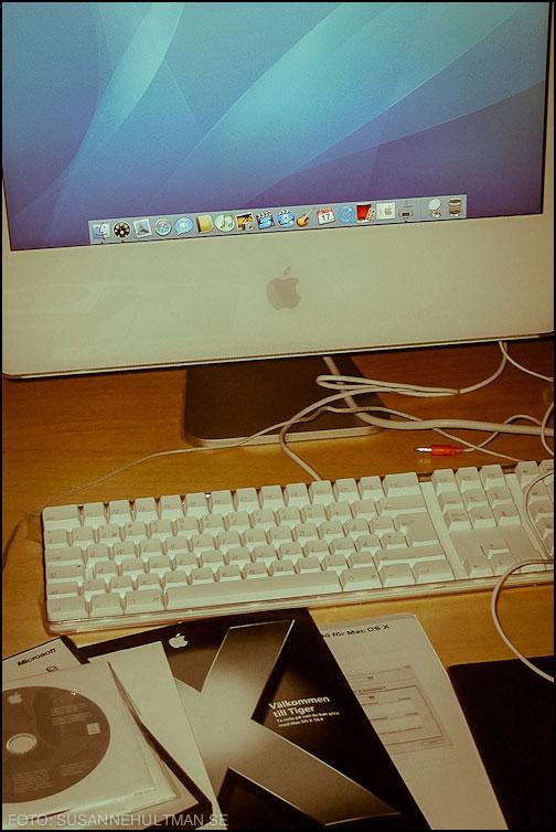 Min första iMac