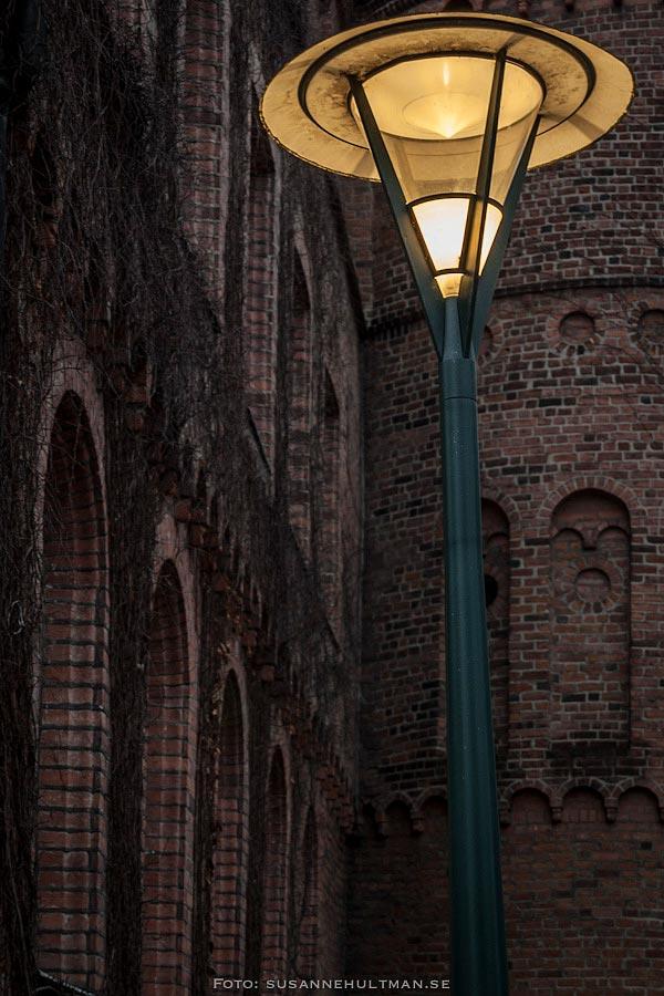 Gatlykta vid Kungshuset