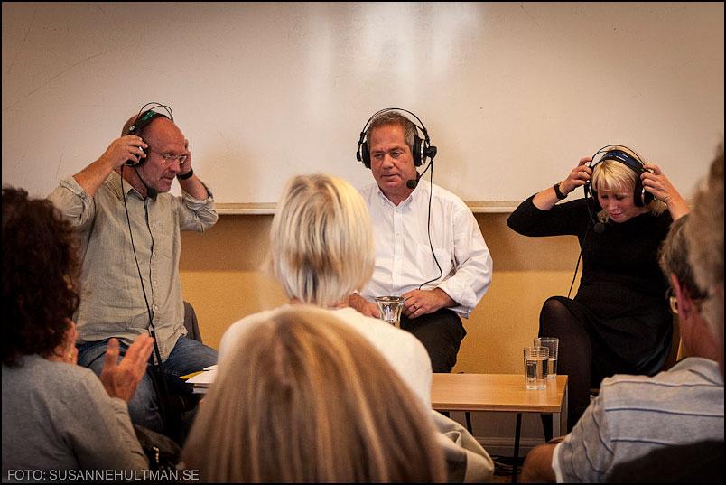 Radioinspelning av Filosofiska rummet