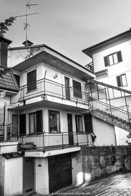 Hus i två våningar