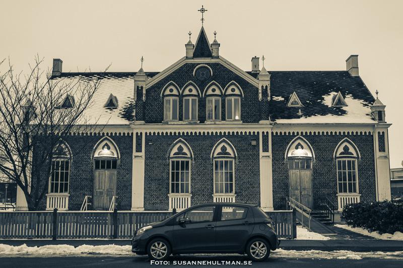 Österkyrkan på Kvarngatan i Eslöv