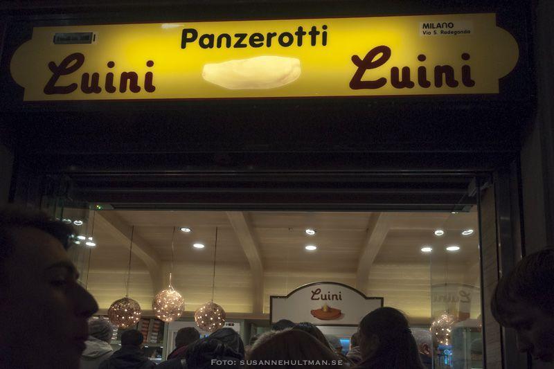 Entrén till Luini