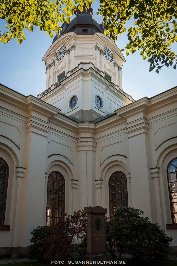 Kyrkan från Sveavägen