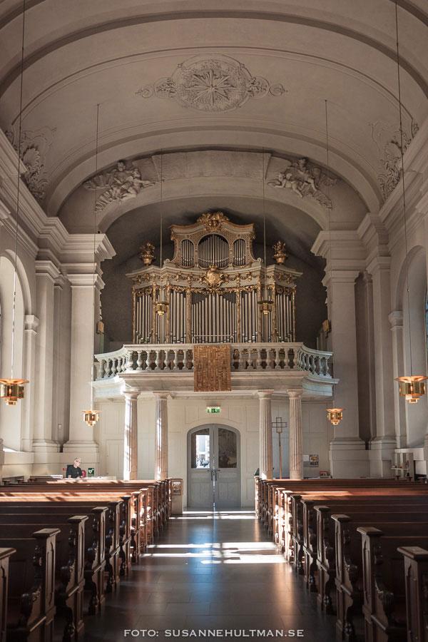 Kyrkoorgeln