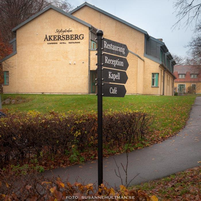 Åkersbergs Stiftsgård