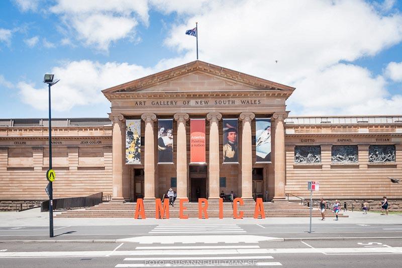 Museet utifrån