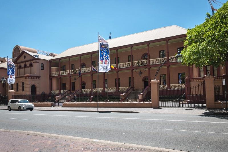 Parlamentshuset
