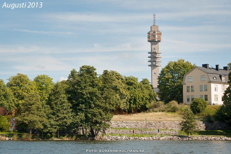 Kaknästornet i Stockholm