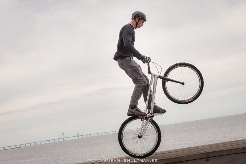 Cykelakrobat