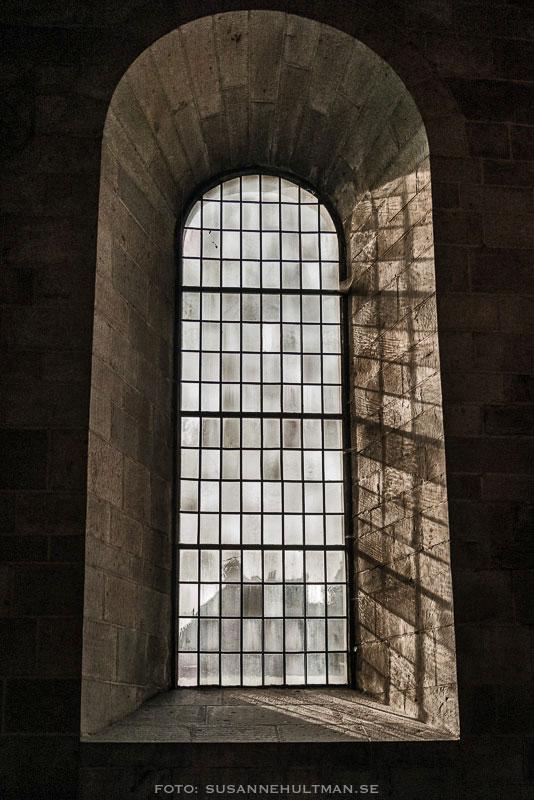 Fönster i Lunds domkyrka