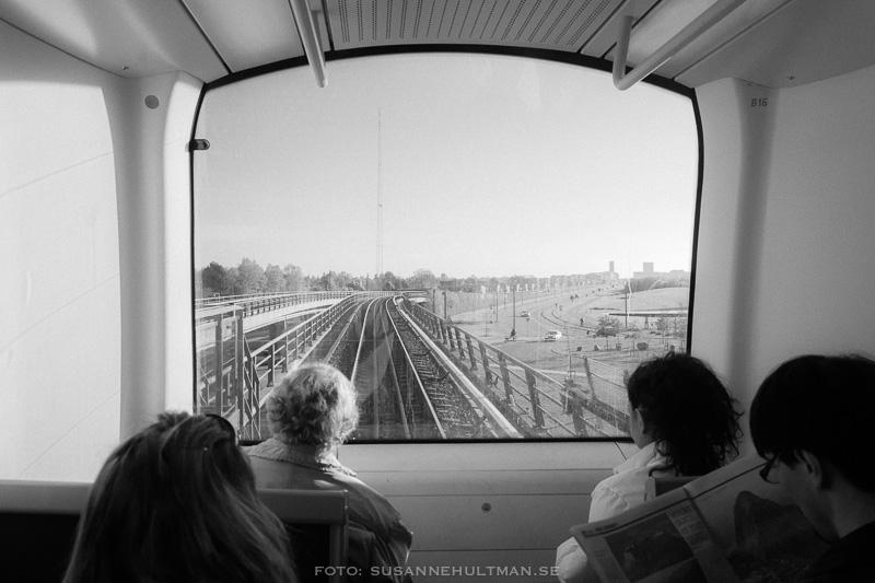 Förarlöst tunnelbanetåg