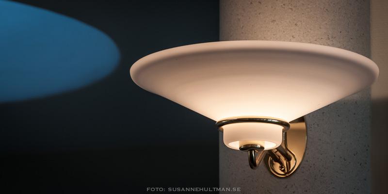 Lampa och ljusöppning