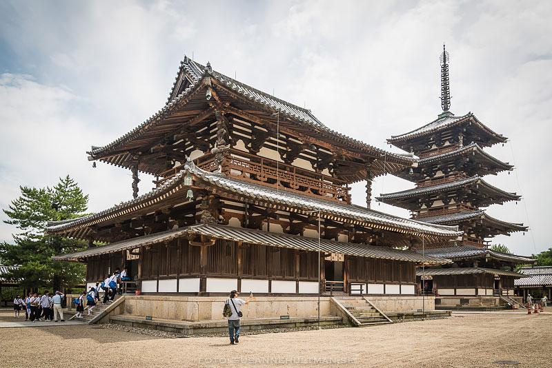 Tempel och pagod