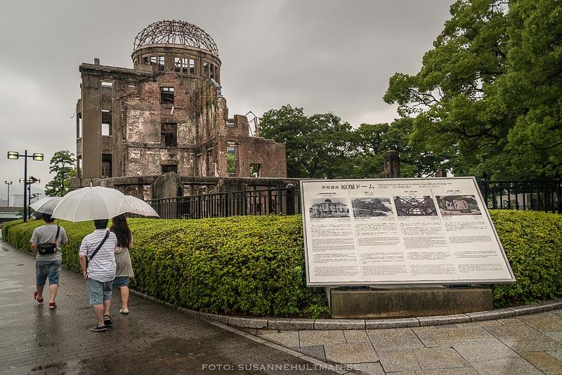 Atombombsdomen i Peace Memorial Park