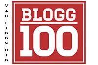 Blogg100-logga