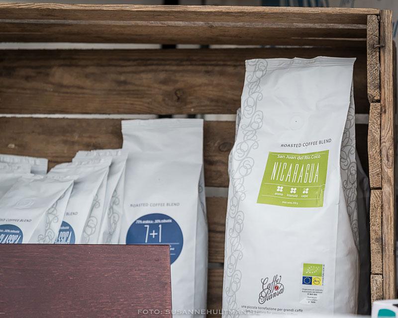 Kaffepåsar
