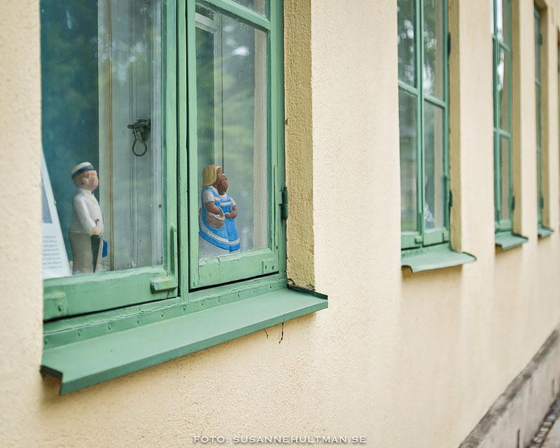 Gröna fönster
