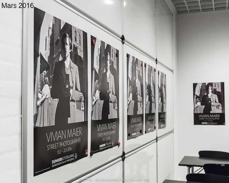 Vivian Maier på Dunkers