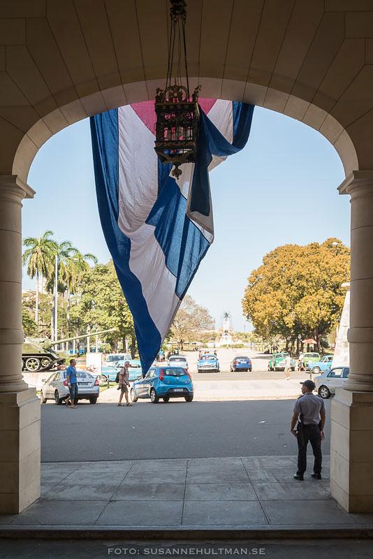Kubas flagga
