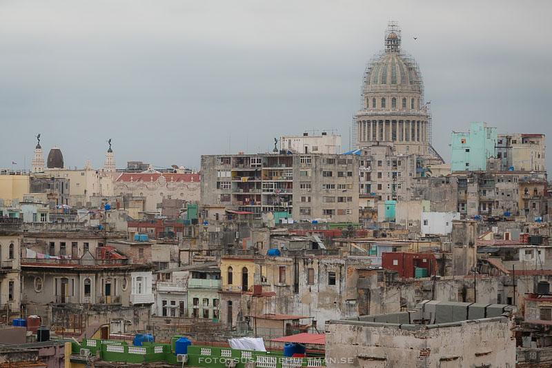 Utsikt över Havanna