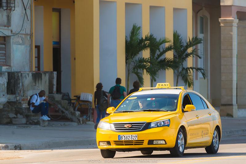 Gul ny taxi