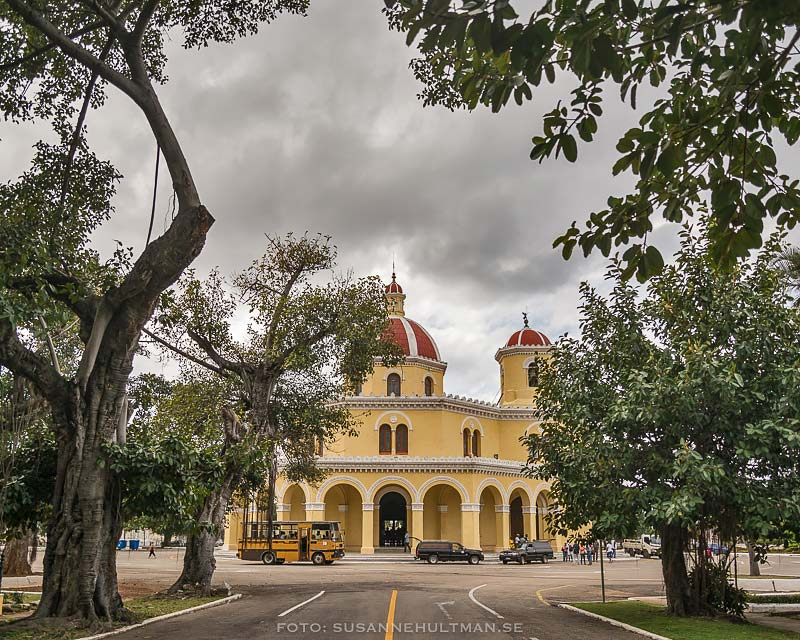 Det gula kapellet i den norra delen