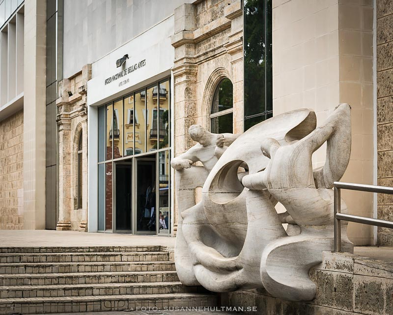 Entrén till museet