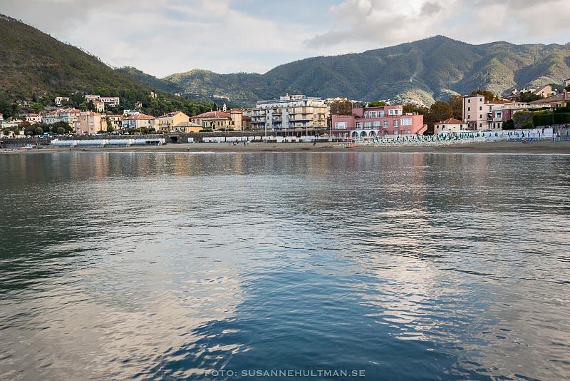 Levanto och havet