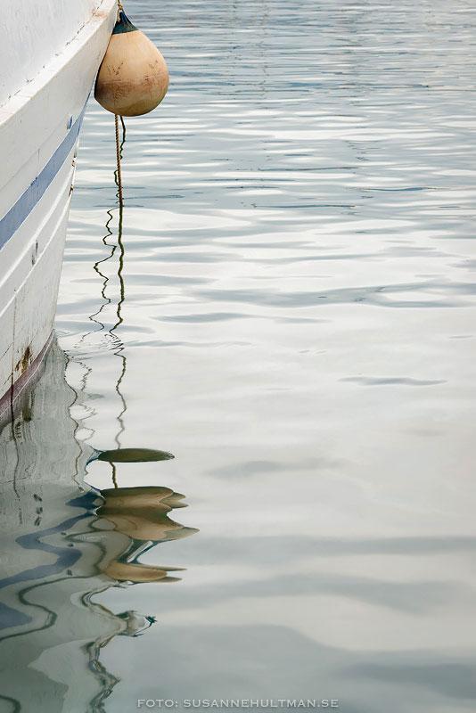 Boj vid båt