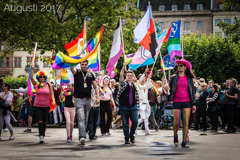 Prideparaden i Malmö